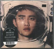 EXO: Winter Special Album Sing For You - D.O. 2016 TAIWAN CD & CARD KOREAN NEW
