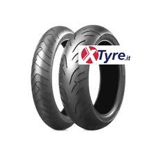 Bridgestone Battlax BT-023 GT 120/70-17 58W + 180/55-17 73W BT023 DOT NUOVI