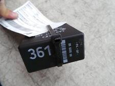 AUDI A6 FOLDING MIRROR CONTROL UNIT TRW PART # 4A0907440 C5 01/02-10/04