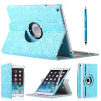 ATL Leather 360 Rotating Smart Stand Case Cover For APPLE iPad 2/3/4