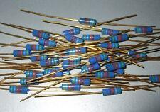 Riken Ohm 56K 1/2W 1% Resistor Tube Audio Boutique Guitar HiFi Amp Part
