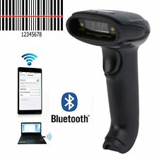 New Wireless Bluetooth Code Barcode Scanner Laser Bar Reader For IOS Android VP
