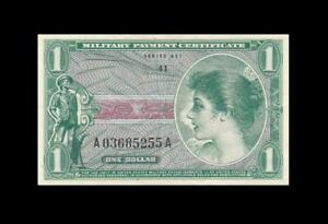 1969 MPC UNITED STATES $1 **SERIES 651** (( EF+ ))