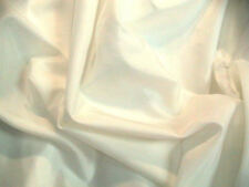 Dress Lining Anti Static Dress Fabric 150cm Ivory SOLD PER METRE