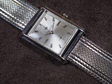 Vacheron Constantin 18K white Gold 1960's Rare