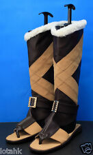 Kid Icarus Uprising Pit  Cosplay Shoes Boots Custom Made <lotahk>