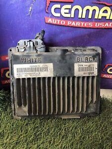 1998-1999 Chevrolet GMC pickup ecu ecm ENGINE COMPUTER BRAIN BOX 16266635 CFFN