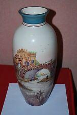 Exceptionnel vase en grès de Saint-Ghislain signé LOUIS RANDOUR