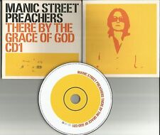 MANIC STREET PREACHERS There Grace God 2 UNRELEASED & VIDEO CD single USA seller