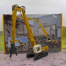 Conrad 2907 Liebherr R954BV Demolition Excavator 1:50 scale model vgc boxed