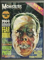 Famous Monsters of Filmland Fearbook 1969 Yearbook film movie Magazine Mag US