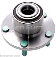 For MAZDA 3 1.4 1.6 2.0 2.3 02-09 FRONT AXLE WHEEL BEARING HUB COMPLETE ASSEMBLY