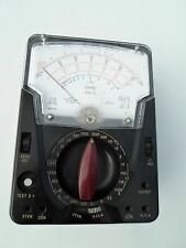 TRIPLETT Model 631 VOM / VTVM Meter Parts or Repair