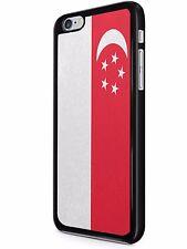 Bandera País IPHONE 6/7 Funda Singapur