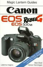 Canon Eos Rebel G: Eos 500 N (Magic Lantern Guides)