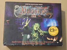 Atmosfear III Vintage Game VHS Sequel Great Condition Complete