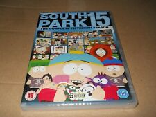 SOUTH PARK THE COMPLETE SEASON 15 DVD NEW AND SEALED