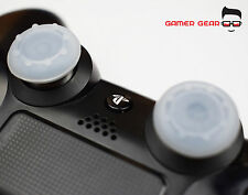 2 x Rubber Thumb Stick Cover Grip for PS3 PS4 XBOX One Analog Controller - Clear