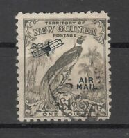 AC4755/ BRITISH NEW GUINEA - AIRMAIL - SG # 203 USED
