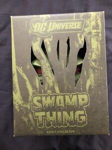 SWAMP THING (SDCC Exclusive) DC Universe Classics (Mattel) No Unmen