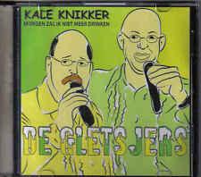 De Gletsjers-Kale Knikker Promo cd single