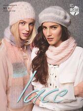 Lace No. 6, lana Grossa, instrucciones, tejer, entre otras cosas, ponchos, 40 modelos, rareza