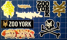 ZOO YORK SUPER MEGA BARGAIN STICKER PACK #13  *KIT OUT THE BEER FRIDGE!*