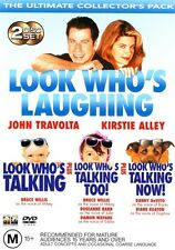 Look Who's Laughing (Look Who's Talking / Look Who's Talking Too! / Now!) DVD