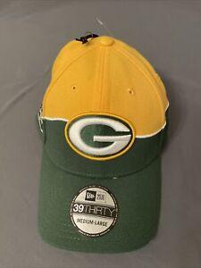 New Era 39 Thirty Green Bay Packers NFL19 Draft Hat Cap (Medium/Large, Green $32