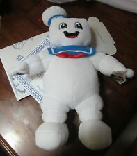 Ghostbusters Build a Bear Stay Puft Marshmallow Man - Great Condition StayPuft