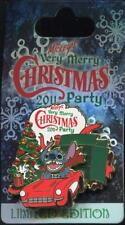 Mickey's Very Merry Christmas Party 2011 Stitch Car LE Disney Pin 87344
