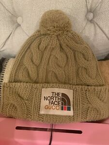 NWT Gucci x The North Face Wool Hat Beanie S