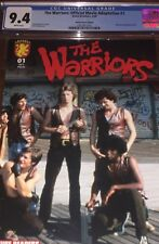 The Warriors - Movie Adaptation Comic Book #1 - CGC 9.4 Rare!