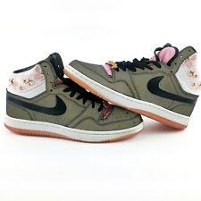 Nike Court Force Hi Premium 316384-002 Sakura Black Ueno 3M AF1 US Men's Size 11