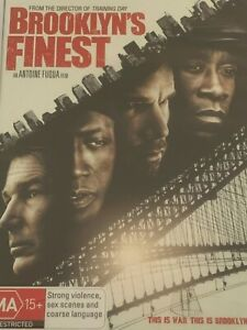 Brooklyn's Finest  Ethan Hawke, Wesley Snipes Richard Gere DVD Brand New