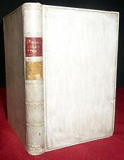 1870 Homer Iliad in German, Fine Leather Binding, Margarete Ladenburg Bookplate