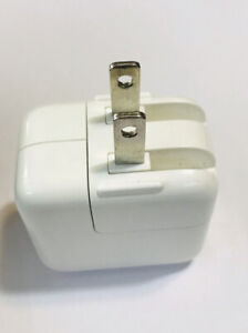 Genuine Apple A1357 10W USB Power Adapter for iPhone, iPad and iPod