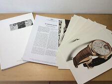 Press Release - IWC Schaffhausen SIHH Notizie 2004 - Orologi - For Collectors