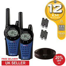Cobra MicroTALK MT975 Two Way Radios up to 9 miles (15km) PMR 446