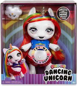Poopsie Dancing Unicorn Rainbow Brightstar Dance & Sing Pet New Toy Xmas Gift 5+