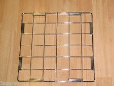 """12 """"X 12"""" Pollici piccolo quadrato cromato Gridwall pannello SHOP RACCORDO Display Grid muro"""
