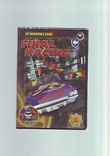 FINAL RACING - PC GAME - FAST POST - NEW & SEALED