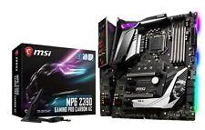 MSI MPG Z390 GAMING PRO CARBON AC ATX Motherboard for Intel LGA1151 CPUs