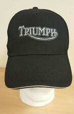 Reduced for a limited period - Triumph baseball cap