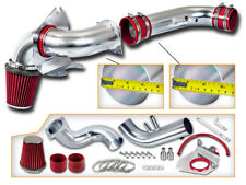 BCP RED 96-04 Ford Mustang 4.6L V8 Cold Air Intake Racing System + Filter