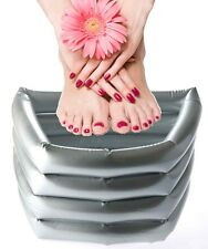 Pedicure Bath Inflatable Portable Lightweight Soak Manicure Easy Use THE EDGE