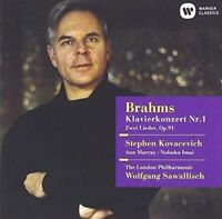 STEPHEN KOVACEVICH (PIANO)-BRAHMS: PIANO CONCERTO NO.1 ETC.-JAPAN CD C68