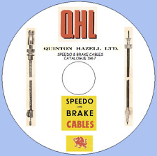 20 CATALOGUES ON 1 CD QUINTON HAZELL MASTER  ..