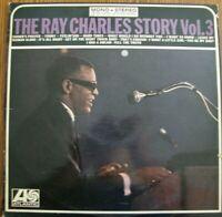 The RAY CHARLES Story Volume 3 - LP - Atlantic - 0920 055 - 1968 - Soul - FR