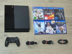 Sony PS4 Konsole 500GB + Original Controller + Gratis Spiel - Playstation 4 *